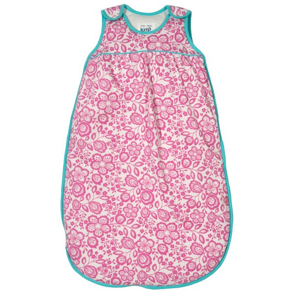 kite-organic-wildflower-baby-sleeping-bag-front
