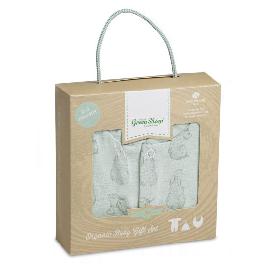 Rabbit Nursery Gift Set